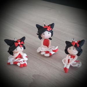 danseuses rouges