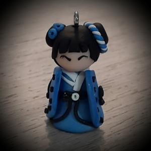 asiatique bleue 1
