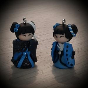 asiatiques bleues
