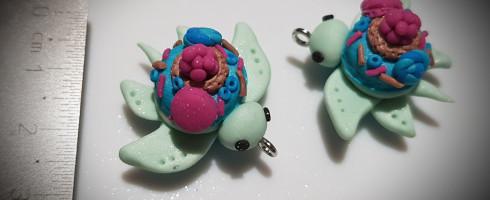 Les tortues macarons